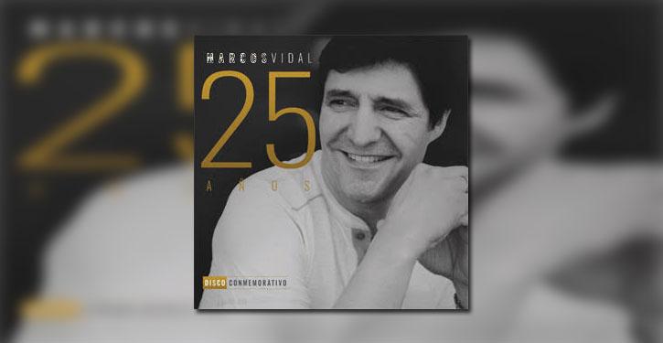 Marcos Vidal Celebra Con Nuevo álbum 25 Años Contexto Media Group