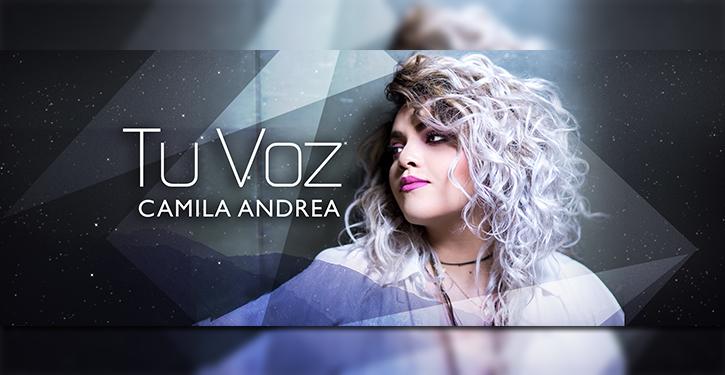 Camila Andrea presenta su más reciente sencillo «Inmensurable»